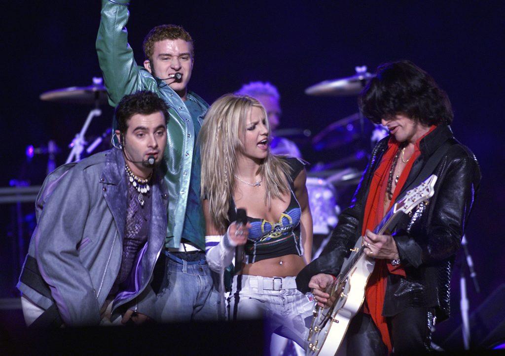 Justin Timberlake Super Bowl Reunion NSYNC Britney Spears Janet Jackson 2018